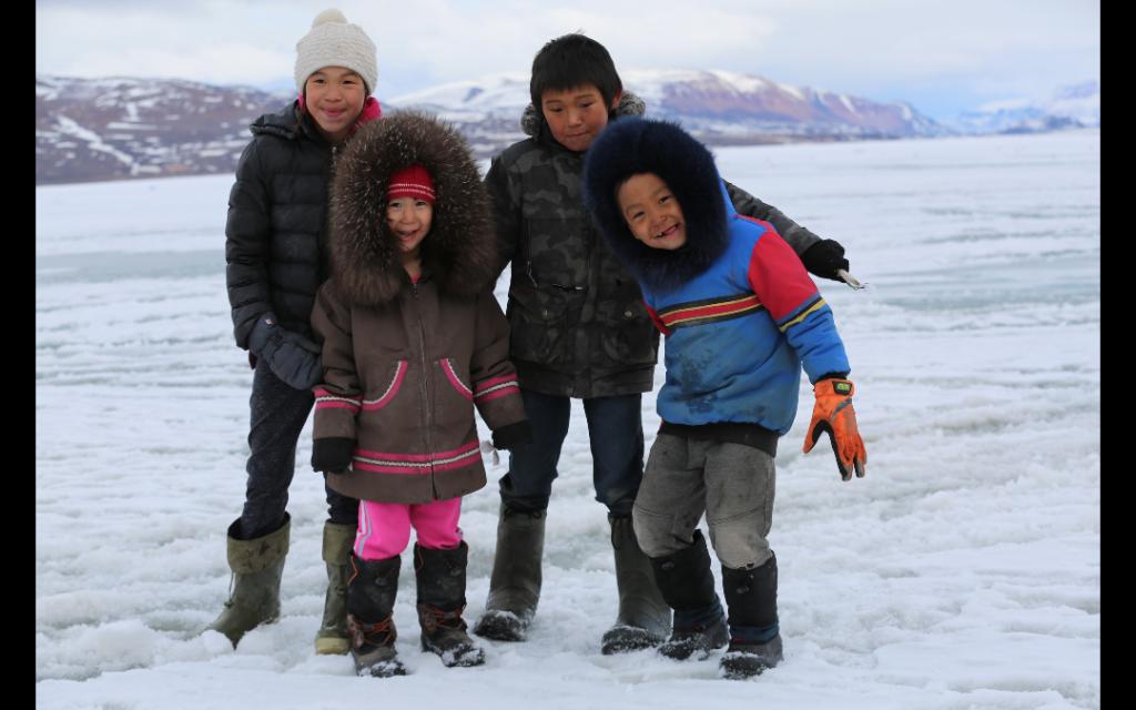 Les rêves des enfants Inuits
